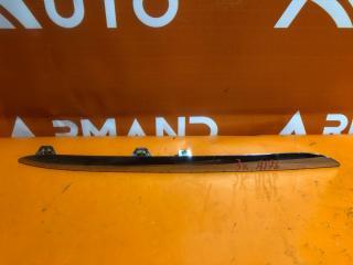 Запчасть накладка решетки радиатора левая Mercedes A-Class 2012-2015