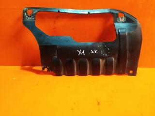 Запчасть накладка юбки бампера задняя BMW X1 2009-2012