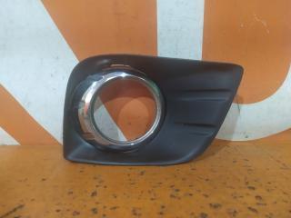 Запчасть накладка птф передняя правая Toyota Land Cruiser Prado 2009-2013