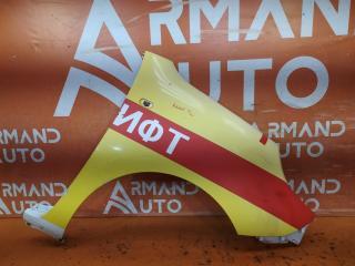 Крыло переднее правое Renault Kangoo 2013-нв
