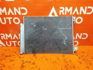 Радиатор кондиционера Renault Logan 2012-нв 2 контрактная