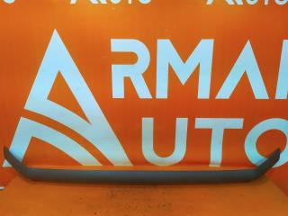 Запчасть накладка бампера передняя Toyota RAV4 2012-2015