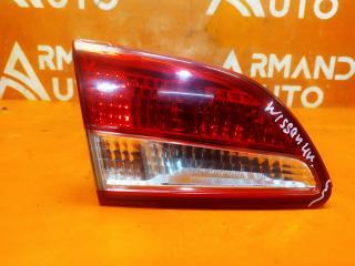 Запчасть фонарь внутренний левый Nissan Almera 2012-2018