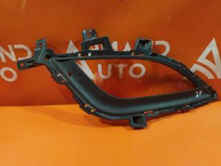 Окантовка ПТФ передняя правая Hyundai I30 2011-2017