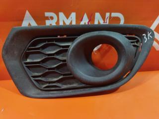 Окантовка ПТФ передняя правая Renault Sandero 2013-2019