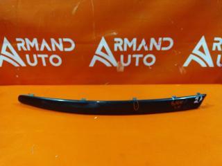 Запчасть молдинг бампера передний левый BMW 1 series 2007-2011