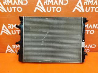 Запчасть радиатор двигателя (двс) Smart ForTwo 2014-нв