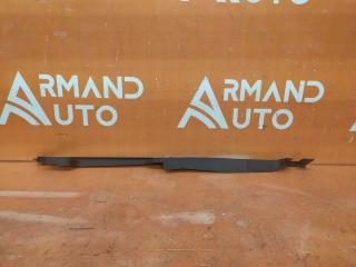 Запчасть накладка крыла передняя левая Audi A4 2015-2019
