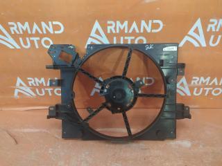 Диффузор вентилятора Renault Logan 2012-нв 2 контрактная