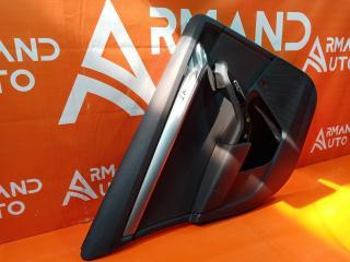 Обшивка двери задняя левая Skoda Octavia 3 A7 (5E)