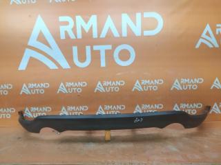Запчасть юбка бампера задняя Jeep Grand Cherokee 2010-нв
