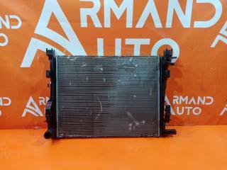 Запчасть радиатор двигателя (двс) Renault Logan 2012-нв