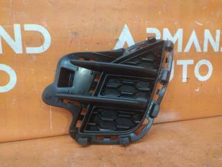 Запчасть решетка бампера задняя левая Kia Rio 2020-нв