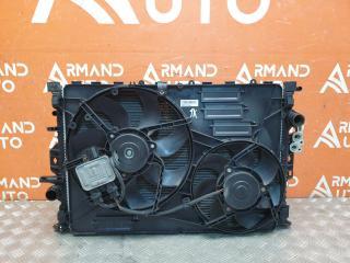 Радиатор двигателя (двс) Land Rover Range Rover Evoque 1 L538 2011 (б/у)