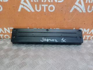 Площадка под Гос номер передняя Jaguar E-PACE 2017-нв