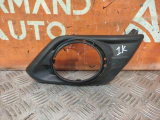 Запчасть окантовка птф передняя правая Nissan X-Trail 2013-2019