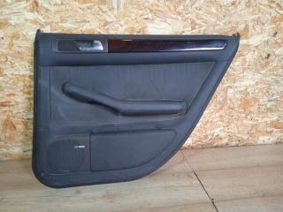 Обшивка двери задняя правая Audi A6 C5 2.8 БУ