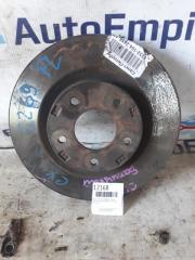Тормозной диск передний передний MITSUBISHI LANCER 2008