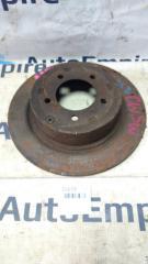Тормозной диск задний Mitsubishi Outlander Xl CW5W 4B12 2008 (б/у)