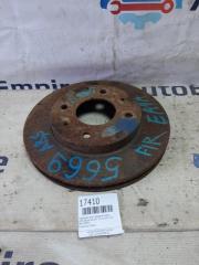 Тормозной диск передний Mitsubishi Galant EA7A 4G94 1997 перед. (б/у)