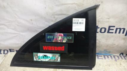 Стекло глухое Mitsubishi Eclipse D52A 4G64 2002 задн. прав. (б/у)
