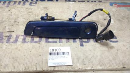 Ручка двери внешняя Mitsubishi Galant EA5A 6A13 2001 перед. лев. (б/у)