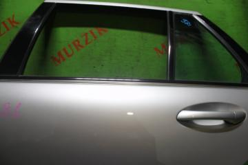 Накладка стекла задняя левая MERCEDES C-CLASS 2007