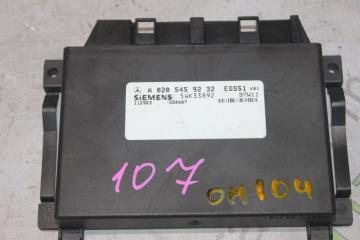 Блок управления АКПП MERCEDES E-CLASS 1997
