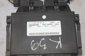 Блок управления АКПП MERCEDES E-CLASS 2004