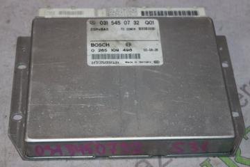Блок управления abs MERCEDES E-CLASS 2000