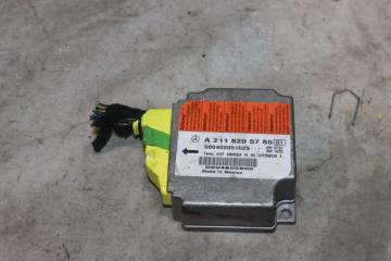 Блок управления airbag MERCEDES E-CLASS 2002