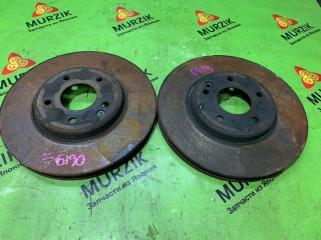 Тормозные диски переднее MERCEDES E-CLASS 1995