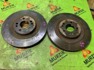 Тормозные диски переднее MERCEDES M-CLASS 2003