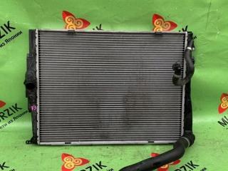 Радиатор ДВС BMW X1 2012