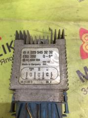 Запчасть блок управления вентилятором MERCEDES E-CLASS 2000