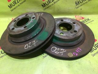 Тормозные диски заднее MERCEDES E-CLASS 2005
