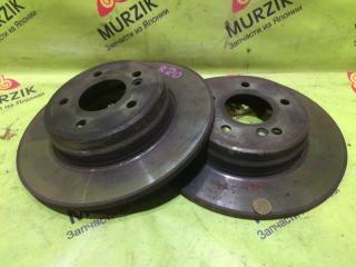 Тормозные диски заднее MERCEDES C-CLASS 2003
