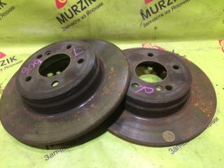 Тормозные диски заднее MERCEDES C-CLASS 2004