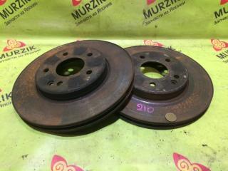 Тормозные диски переднее MERCEDES E-CLASS 2000