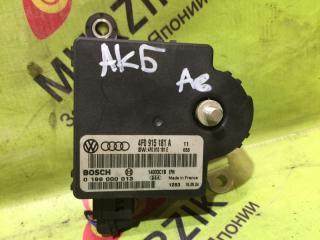 Блок управления аккумулятора AUDI A6 2004