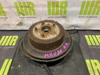 Тормозной диск задний правый TOYOTA HARRIER