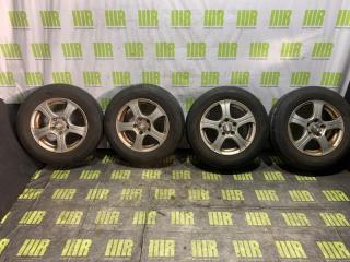 Комплект из 4-х Колесо R15 / 205 / 65 Dunlop Enasave EC203 5x114.3 лит. 15X6JET