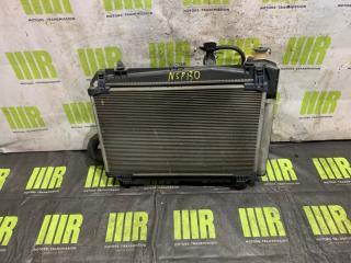 Радиатор охлаждения ДВС передний левый TOYOTA RACTIS 2014