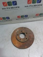 Запчасть тормозной диск передний MAZDA 3 2005