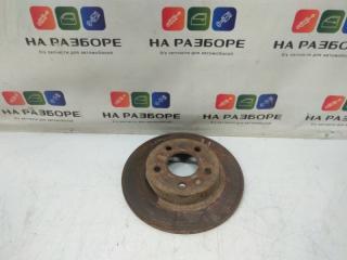 Запчасть тормозной диск задний левый OPEL astra 2008