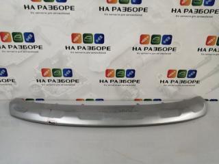 Накладка на бампер передняя kia Sorento