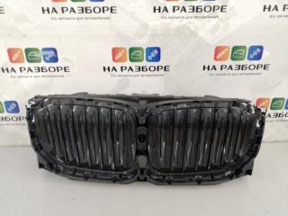 Запчасть решетка радиатора BMW X5
