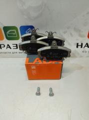 Колодки тормозные передние Lada Largus новая