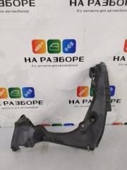 Запчасть декоративная накладка двигателя левая BMW X5