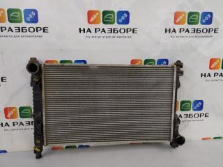 Радиатор двс Mercedes-Benz C-Class W203 M 111 E 20 ML 2004 (б/у)